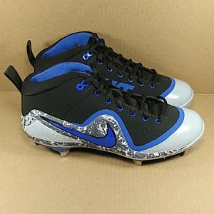 NEW Nike Zoom Mike Trout 4 Metal Baseball Cleats